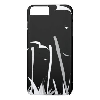 Bamboo and birds iPhone 7 plus case