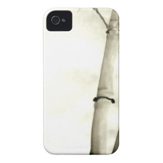 Bamboo and leaves iPhone 4 covers