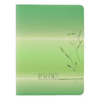 bamboo asanas large journal __ resilience