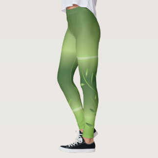 bamboo asanas leggings