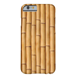 Bamboo - bamboo barely there iPhone 6 case