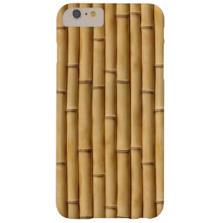 Bamboo Barely There iPhone 6 Plus Case