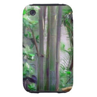 bamboo iPhone 3 tough cover