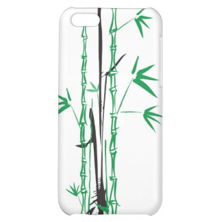 Bamboo design iPhone 5C cover