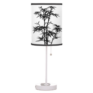 Bamboo Design Table Lamp Shade