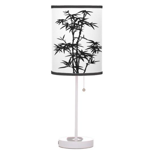 Bamboo Design Table Lamp Shade