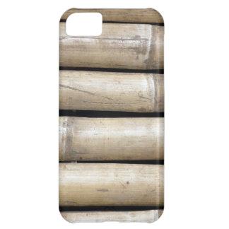 bamboo dowl iPhone 5C case
