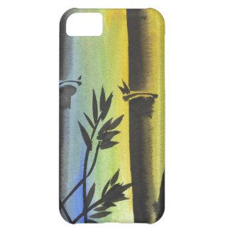 Bamboo Dream iPhone 5C Cases