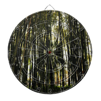 Bamboo Forest Dartboard