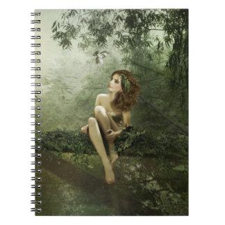 Bamboo Forest Idyll Notebook