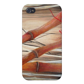 Bamboo Forest iPhone 4 Cover