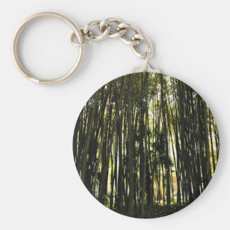 Bamboo Forest Keychain