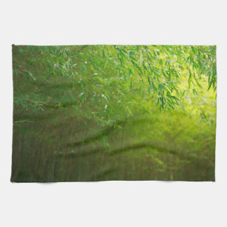 Bamboo forest kitchen towel
