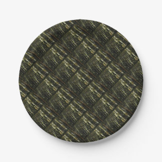 Bamboo Forest Paper Plate