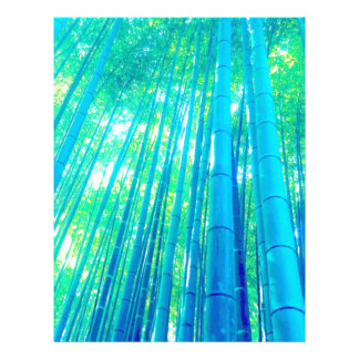 Bamboo Forest Series Letterhead