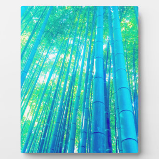 Bamboo Forest Series Plaque