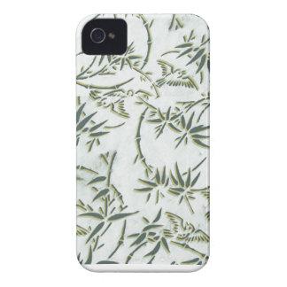 """""""Bamboo Garden"""" iPhone 4 Case"""