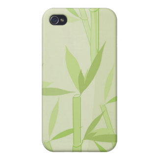 Bamboo i cover for iPhone 4