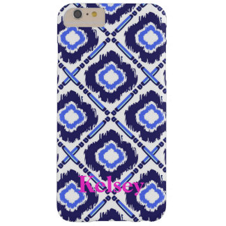 Bamboo Ikat Barely There iPhone 6 Plus Case