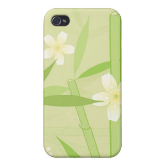 Bamboo iPhone Case iPhone 4 Cover