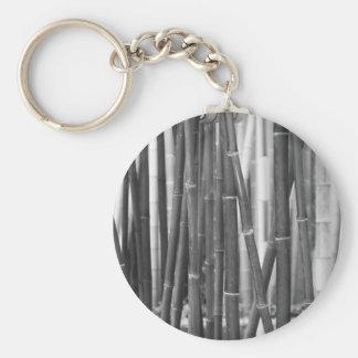Bamboo Keychain