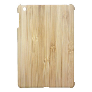 Bamboo-Look Cover For The iPad Mini