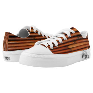 Bamboo Low-Top Sneakers