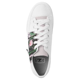 Bamboo magnolias - kicks Low-Top sneakers