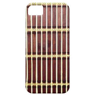 bamboo mat texture iPhone 5 cover