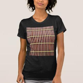 bamboo mat texture T-Shirt