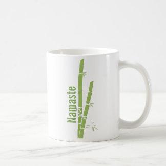 Bamboo Namaste Mug