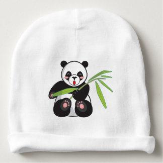 Bamboo Panda Baby Beanie