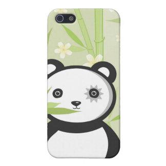 Bamboo Panda i iPhone 5 Covers