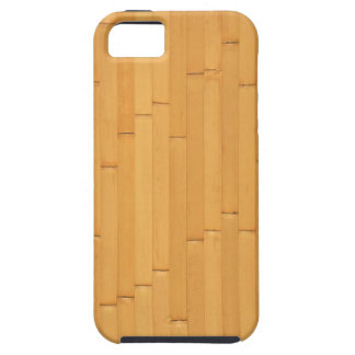Bamboo pattern iPhone 5 cover