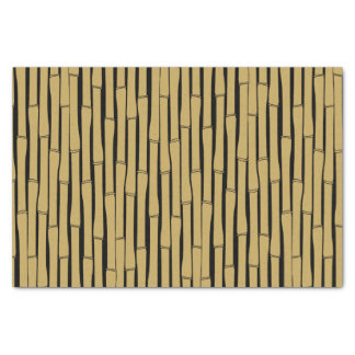 Bamboo Pattern Tissue Paper