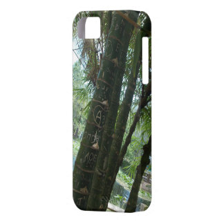 Bamboo Phone Case iPhone 5 Cases