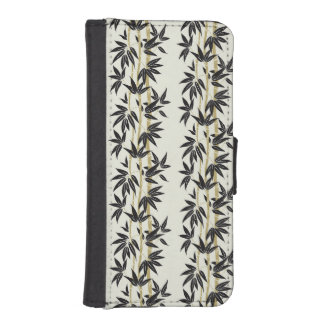 Bamboo Phone Wallet Case
