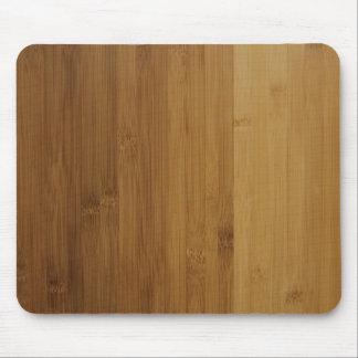 Bamboo Print Mousepad