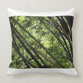 Bamboo - Throw Pillow - Cushion