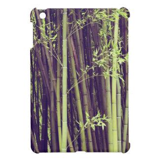 Bamboo trees iPad mini cover