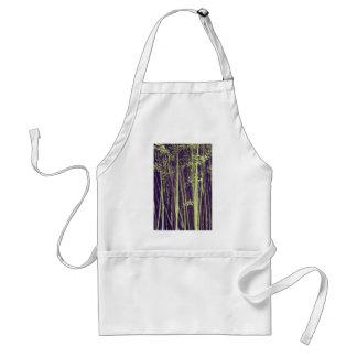 Bamboo trees standard apron