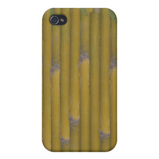 Bamboo Wall iPhone 4 Covers
