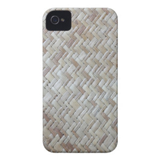 Bamboo weave wood texture iPhone 4S case skin