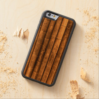 Bamboo Carved® Cherry iPhone 6 Bumper Case