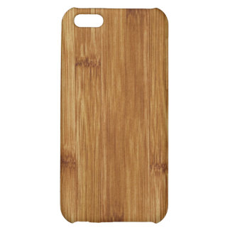 Bamboo wood iPhone 5C cases