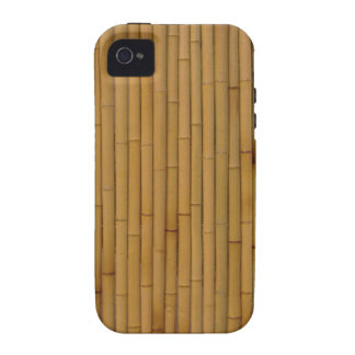 Bamboo-Yellow Vibe iPhone 4 Covers