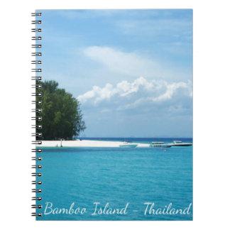bambooislands notebooks