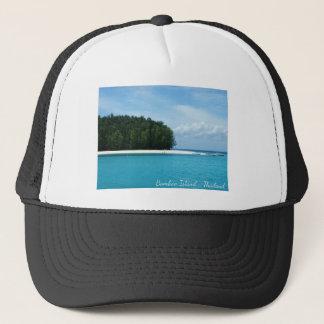 bambooislands trucker hat