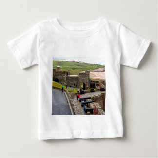 Bamburgh Castle, Northumberland, England Baby T-Shirt