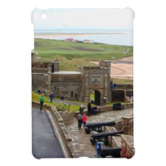 Bamburgh Castle, Northumberland, England Case For The iPad Mini